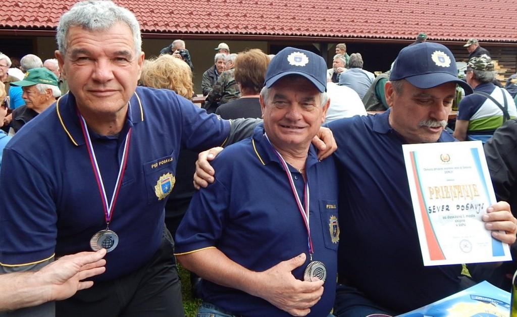Športno družabno srečanje veteranov Posavja  v Boštanju, dne 18.05.2019