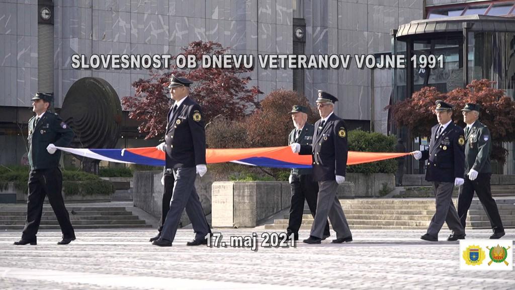 17. maj - dan veteranov vojne 1991